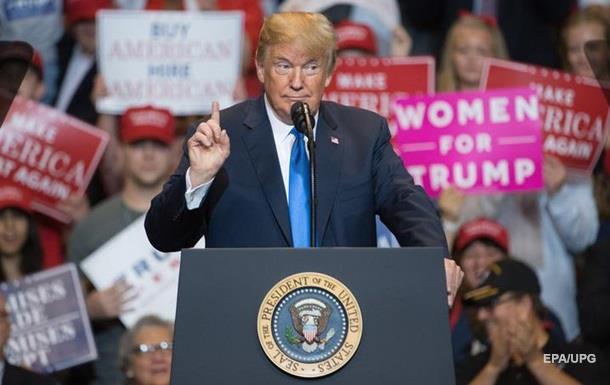 Трамп не поступиться Китаю в питаннях торгівлі