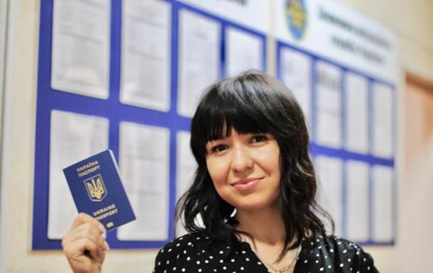 З початку року оформили понад 3 млн закордонних паспортів