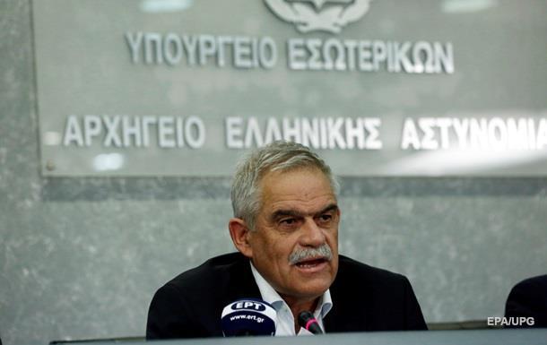 У Греції через пожежі пішов у відставку міністр