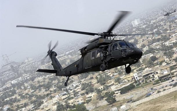 Держдеп схвалив продаж Латвії військових вертольотів