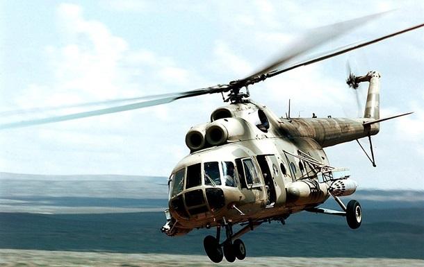 У Росії розбився вертоліт: 18 загиблих