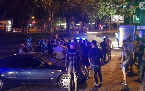 В Николаеве произошла стрельба: двое пострадавших