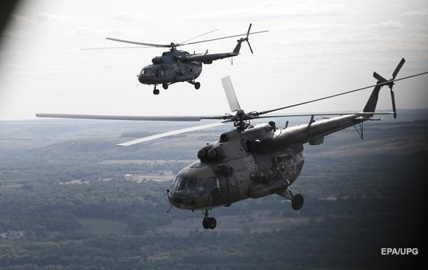 Названа причина аварії вертольота в Росії
