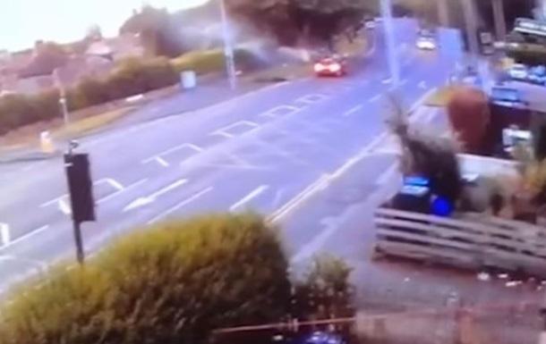 Поліцейська гонитва призвела до чотирьох жертв