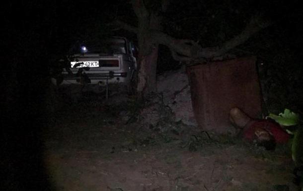 На Херсонщині п яний комісар на смерть збив пару