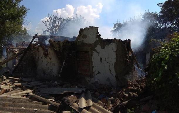 У Полтавській області вибух зруйнував будинок: поранено чотирьох людей
