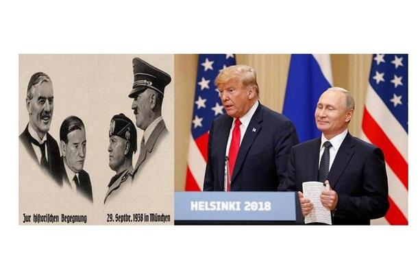 У ЗДА зняли документальний фільм про вплив Путіна на Трампа