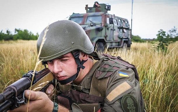 Нацгвардія затримала сімох осіб за співпрацю із сепаратистами
