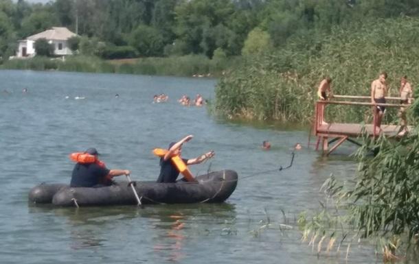 У Кропивницькому на пляжі потонув підліток