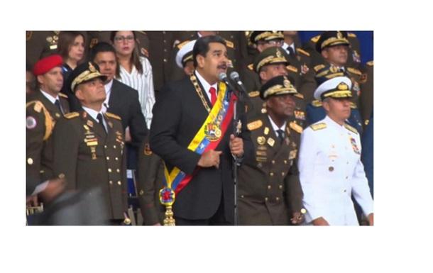 Венесуела: Фланелеві солдати проти Мадуро