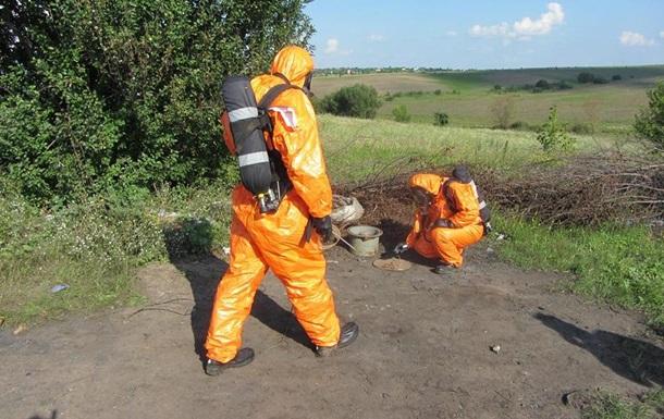 У Хмельницькому знайшли контейнер з радіоактивною речовиною