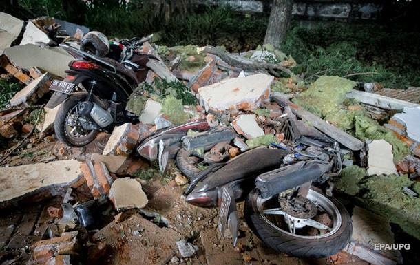 Землетрус в Індонезії: майже 40 загиблих