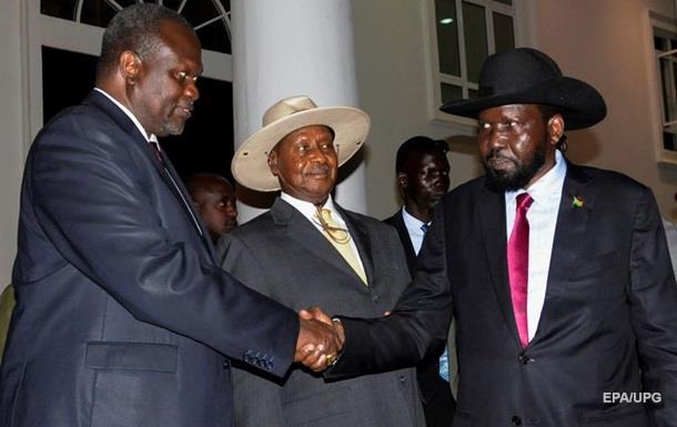 Громадянська війна в Південному Судані закінчилася