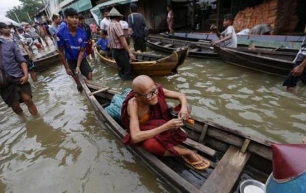 Під час повені в Таїланді постраждали понад 70 тисяч осіб