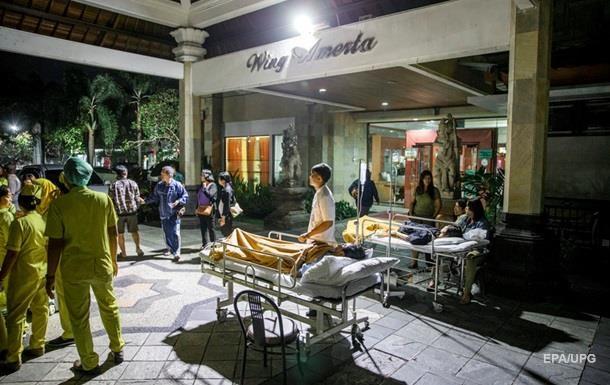 Землетрус в Індонезії: кількість жертв наближається до сотні