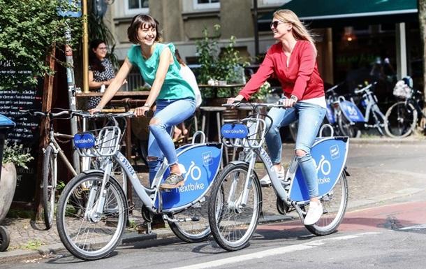 У Києві з явиться перший громадський велопрокат
