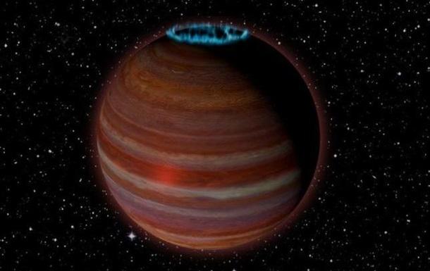 Найден внесолнечный объект планетарной массы с магнитным полем