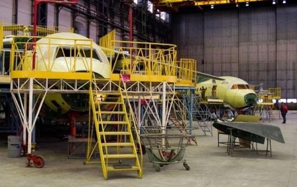 Одесский авиазавод договорился осотрудничестве с зарубежными компаниями
