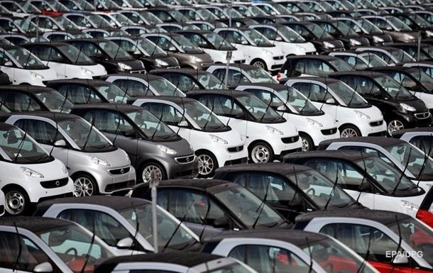 В Україні продажі старих автомобілів б ють рекорди