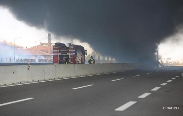 Взрыв в Болонье двое погибших более 65 ранены