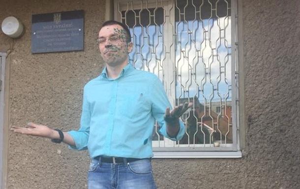 У Києві і Житомирі напали на журналістів