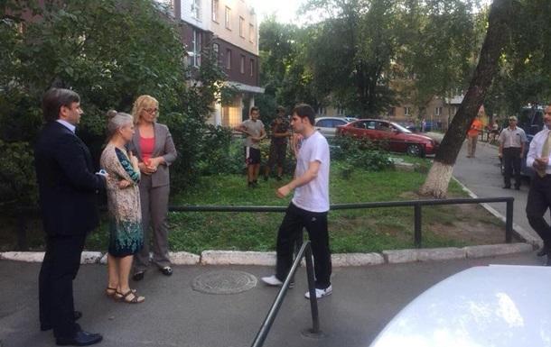 Костенко приїхав до Києва