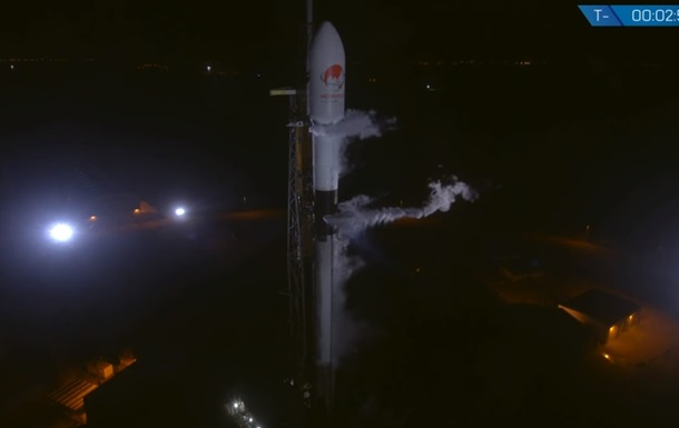 Ракету Falcon 9 Block 5 впервые запустили повторно