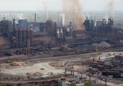 Экологическая проблема Донбасса