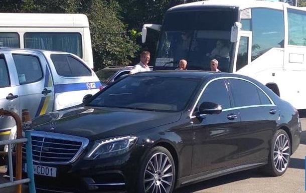 На Волині водій  євробляхи  заблокував пункт пропуску через кордон