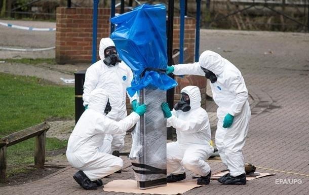 Британія запросила експертів ОЗХЗ для збору зразків в Еймсбері