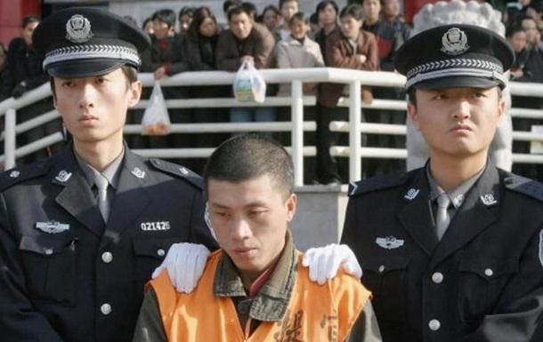 В Китае казнили мужчину, сбившего толпу детей