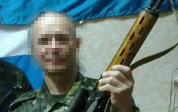 У Луганській області затримали  командира взводу  сепаратистів