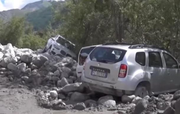 В Італії каменепад убив двох людей