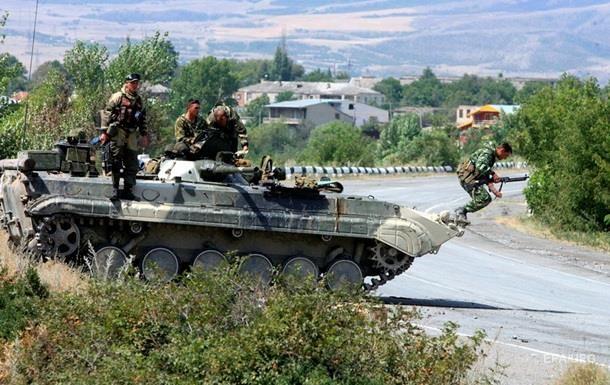 Друзі Грузії  закликають РФ вивести війська з Абхазії та Південної Осетії
