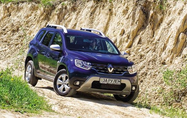 Тест-драйв кросовера Renault Duster нового покоління