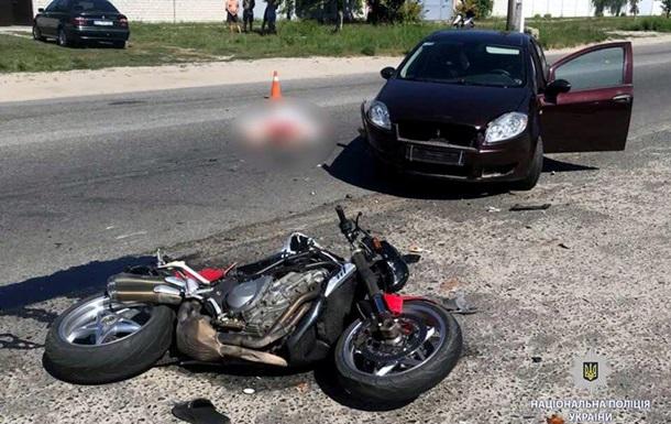 У Харківській області загинули два мотоциклісти