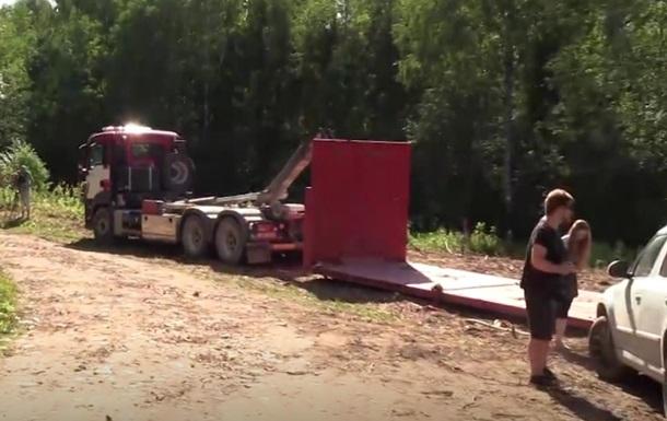 В Естонії знайшли помилково випущену ракету