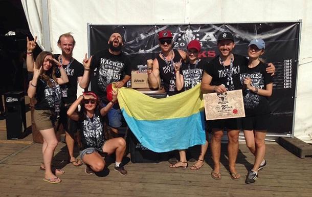 Українська група посіла друге місце на німецькому рок-фестивалі