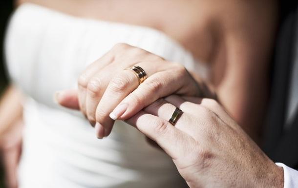 Три вісімки: Київ сьогодні охопив весільний бум