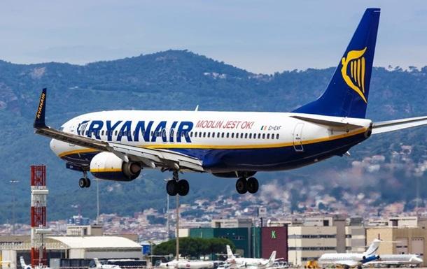 Найбільший страйк у історії Ryanair: скасували 400 рейсів на 10 серпня