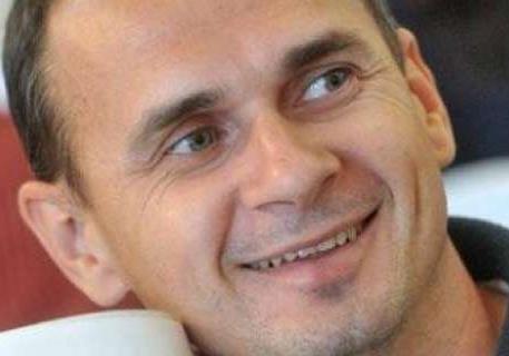 Денісова опублікувала фото Сенцова в російській колонії - Цензор.НЕТ 2458