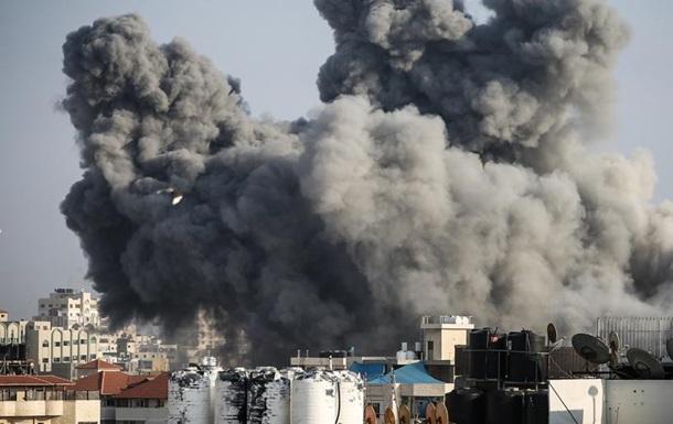 Від авіаударів ізраїльтян по Сектору Гази загинули троє осіб