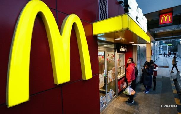 Парочка занялась сексом у кассы в McDonald s