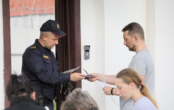 Крали новости Батьки. Аресты журналистов в Минске