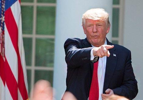 Санкции Трампа: Получи, Тегеран, гранату. России приготовиться