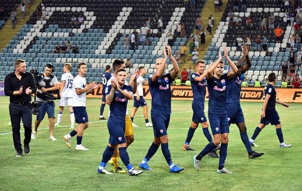 Футбол: Маріуполь - Бордо 1:3. Онлайн