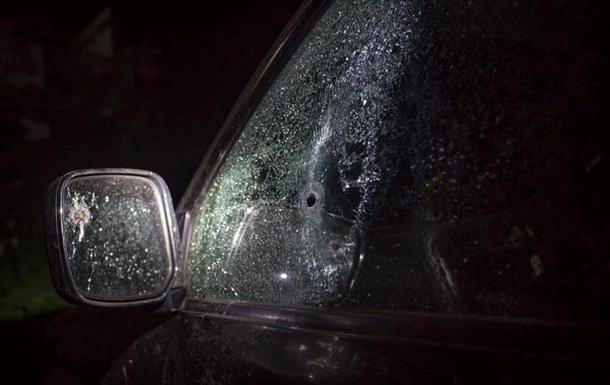 У тилу ЗСУ обстріляли авто командира Правого сектора