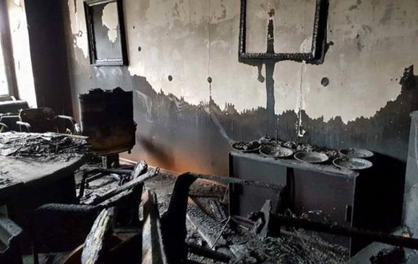 В Ужгороді заарештували організатора підпалу офісу Союзу угорців