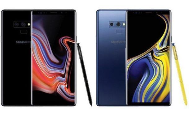 Samsung представила свій флагман Galaxy Note 9