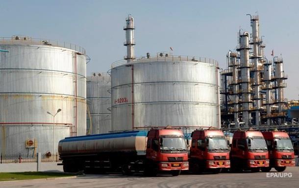 Украина увеличила импорт нефтепродуктов на треть